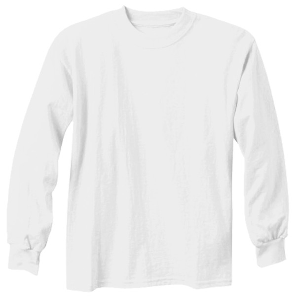 2e5b7404 Youth 6.1 oz. Tagless® Long-Sleeve T-Shirt The Promo Wizard