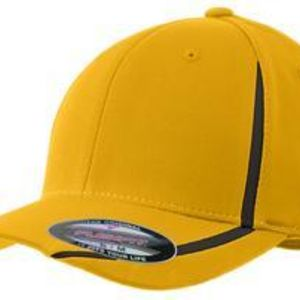 f894dd1c89a45 Sport Tek Flexfit ® Performance Colorblock Cap STC16